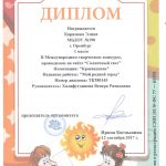 Каримова Элина 001